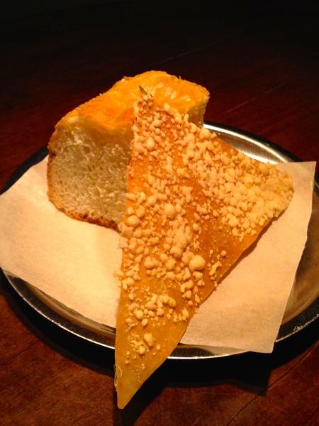 Cafe Spiaggia - Bread