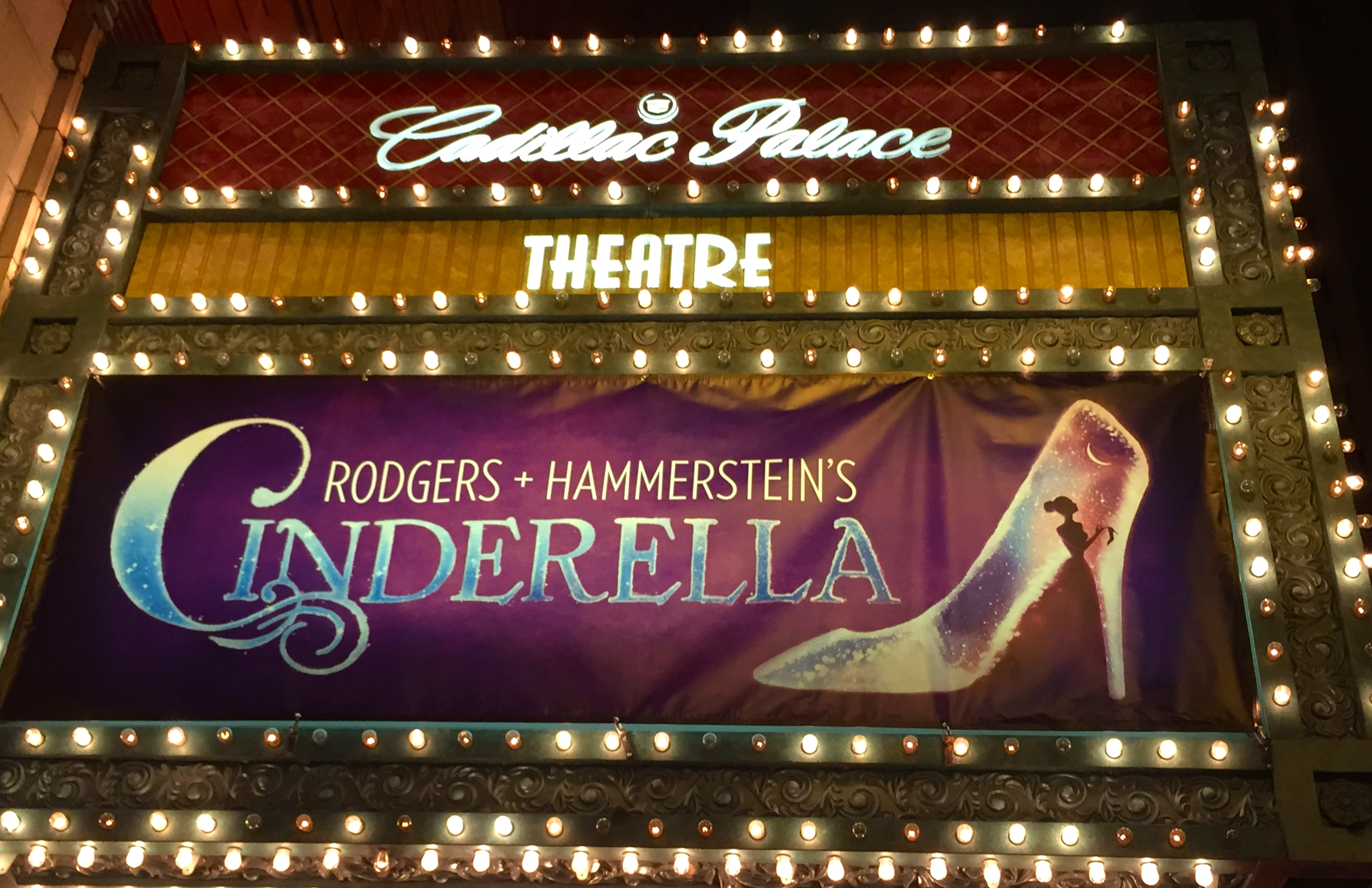 The First National Tour of Rodgers + Hammersteinu0027s Cinderella is as fun and frothy as the ball gowns they wear. The recent Broadway production adds an ...  sc 1 st  Night Out Reviews & Theatre Review | Night Out Reviews azcodes.com