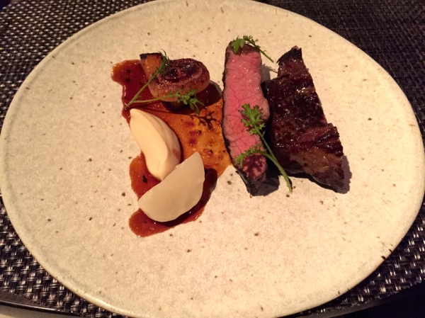 Grilled Beef Short Rib