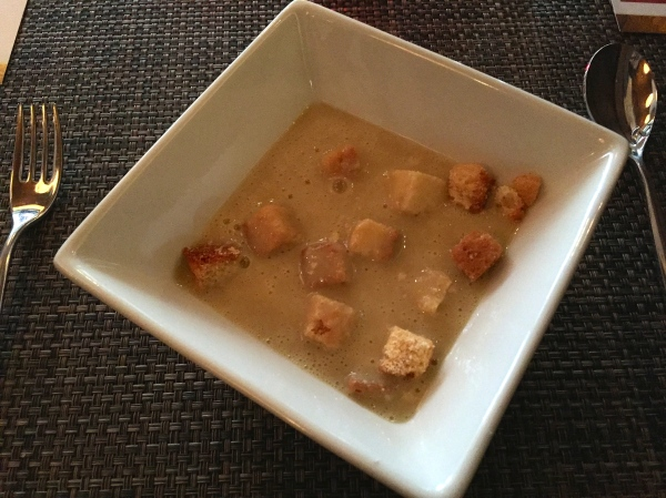 Vichyssoise - Nichols Farm Leeks, Yukon Gold Potato, Crème FraÎche