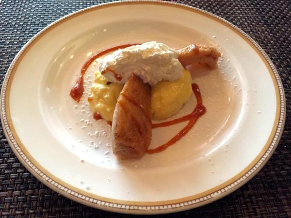 Pear Tarte Tatin - Vanilla Bean, Rich Tart Pastry
