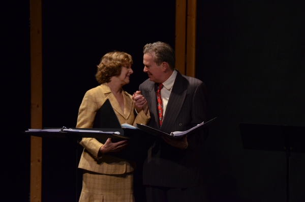 Mary Michell and Michael Lasswell (photo credit: Janine Pixley)